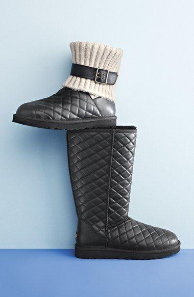 8861d93f310 UGG® Australia 'Cambridge' Diamond Quilt Boot (Women) | Nordstrom ...