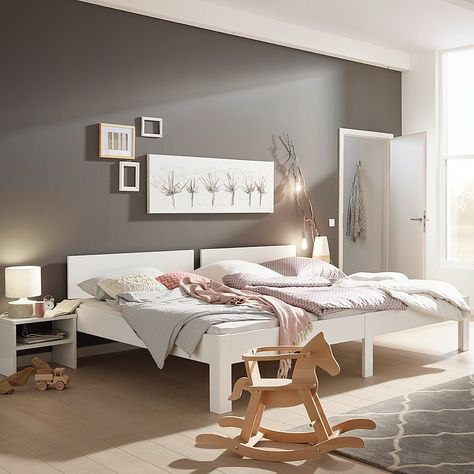 Familienbett SONORA - 280x200 | Ecolignum