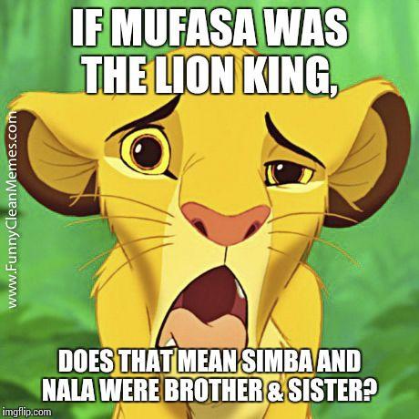 Simba Funny Disney Disney Quote Memes Disney Quotes Disney Funny
