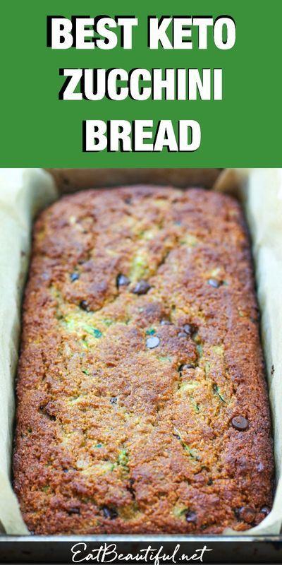 Best Keto Zucchini Bread With Coconut Flour Paleo Nut Free Recipe In 2020 Coconut Flour Paleo Coconut Flour Bread Vegan Recipes Easy