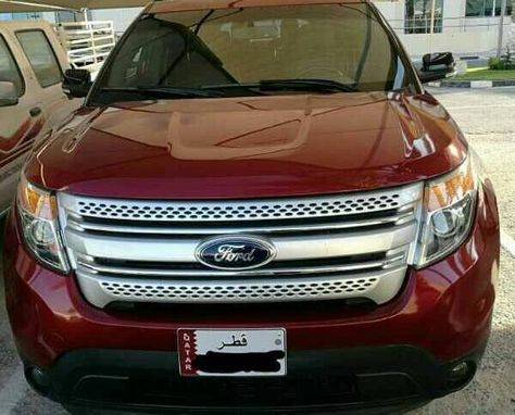 Ford Ecosport 2014 Used Qatar Arabclassifieds Ford Ecosport