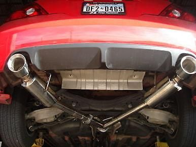 top speed pro 1 exhaust system nissan