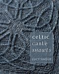 This is the seventh and final design in the Celtic Cable Shawls collection