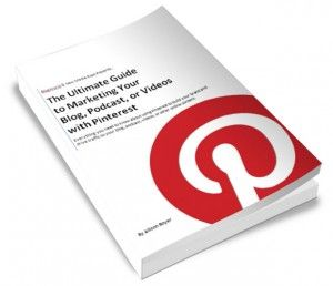 I highly recommend the Blogworld eBook, 'The Ultimate Guide to Marketing Your Blog, Podcast, or Videos with Pinterest' ...because 1) Allison did a very good job putting it together, and 2) it's free, and I'm cheap like that, and 3) I'd really love to speak at their 2013 conference as their Pinterest Marketing expert, (shameless I know).