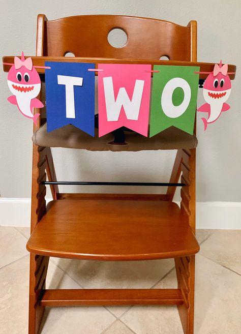 Second Birthday Ideas, Girl 2nd Birthday, Farm Birthday, Joint Birthday Parties, Birthday Party Themes, Birthday Banners, Birthday Invitations, Shark Birthday Cakes, Lalaloopsy Party