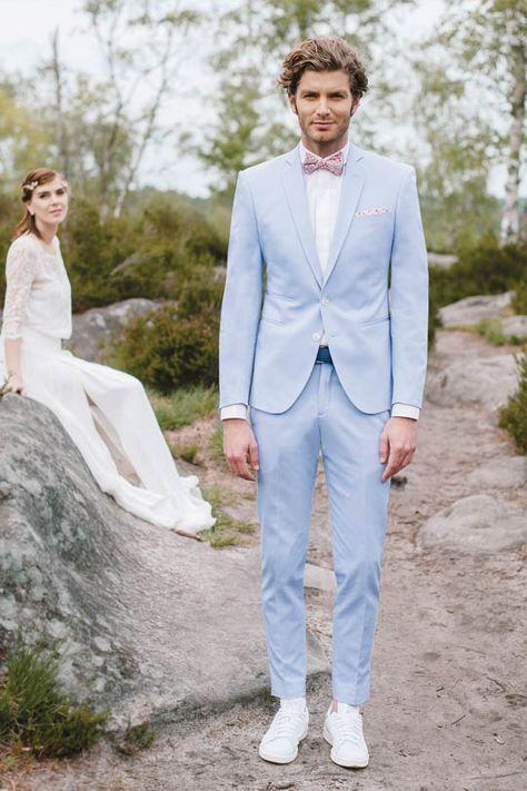 collection costumes de mariage samson sur mesure costume mariage costume mariage bleu et