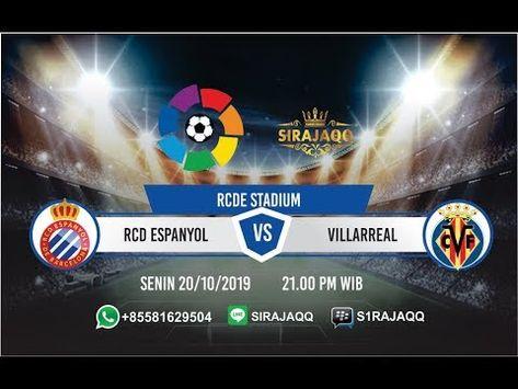 Pin Di Prediksi Rcd Espanyol Vs Villarreal 20 Oktober