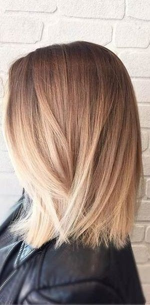 50 Best Ideas For Blonde Hair Color For Short Haircuts In Summer 2019 Blonde Hair Cool Blonde Hair Baliage Hair Beliage Hair