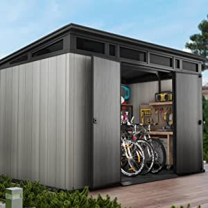 Geratehaus Schuppen Gartenhaus Aus Kunststoff Gartenhaus Gartenhaus Holz Bauhaus Gartenmobel