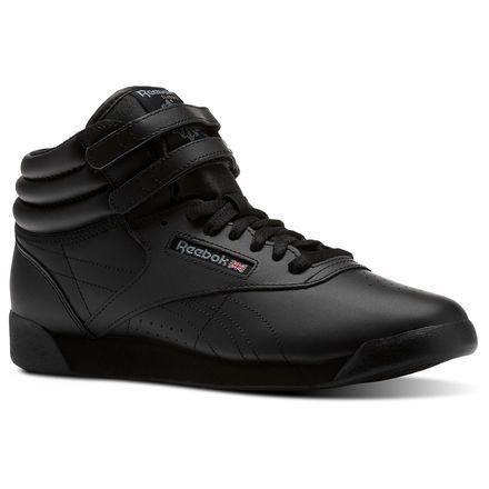 Reebok Kids/' Freestyle Hi Shoes Grade School