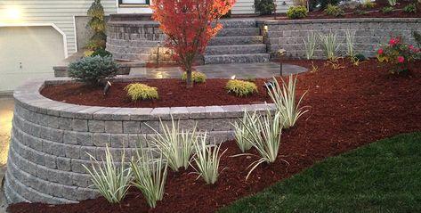 Professional Landscape Design Construction Garden Center