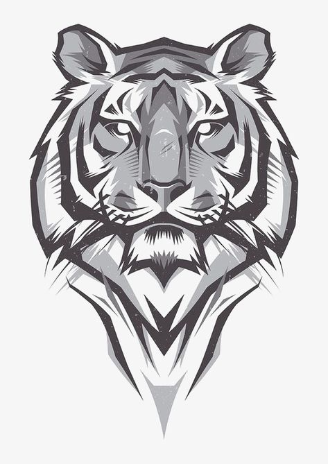 Tiger Head, Tiger, Head, Tigers PNG Transparent Image and Clipart for Free Download