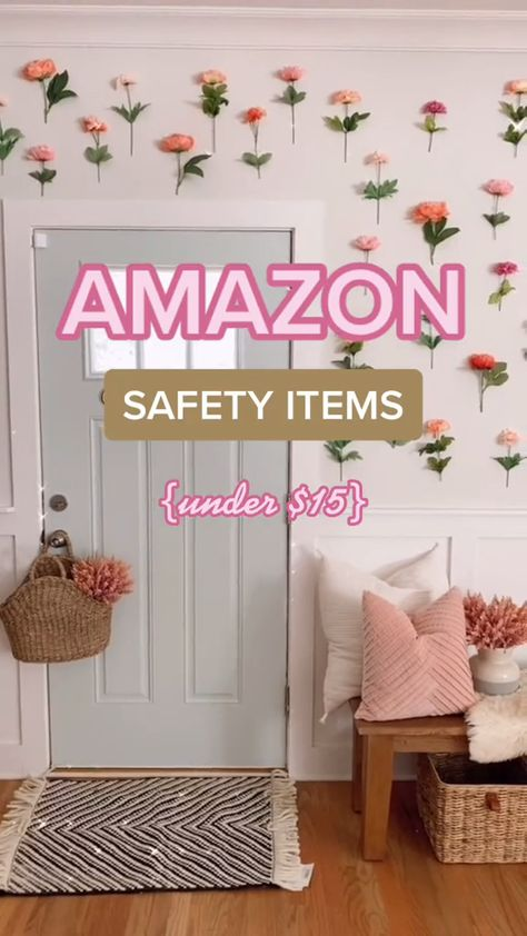 AMAZON SAFETY ITEMS UNDER $15