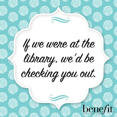 we totally would! ;) #benefitbeauty #beautyboost