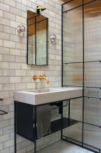 43 Industrial Rustic Bathroom Ideas In 2021 Bathroom Industrial Bathroom Design Bathroom Design Luxury