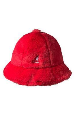 9cc63cf52 KANGOL Designer Faux Fur Casual Bucket Hat   Women > Accessories ...
