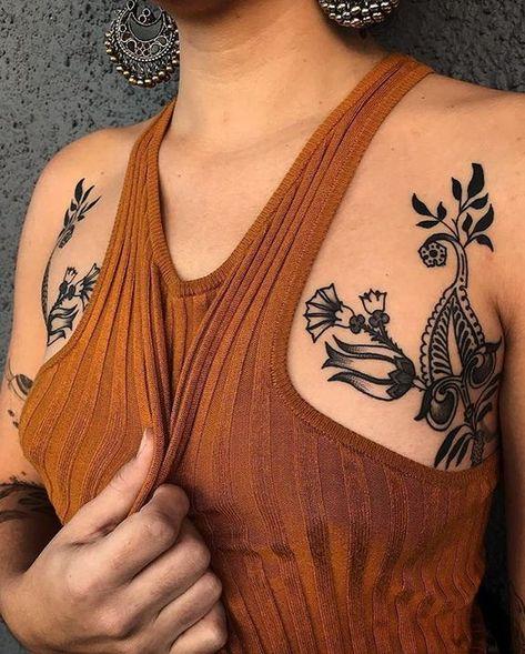 Blumentattoo von Pauly Lingerfelt, New Orleans, LA - m o d i f i c a t i o n . - Blumentattoo von Pauly Lingerfelt, New Orleans, LA – m o d i f i c a t i o n . La Tattoo, Tattoo Style, Tattoo You, Henna Style Tattoos, Tattoo Hand, Tattoo Fonts, Tattoo Quotes, Pretty Tattoos, Cute Tattoos