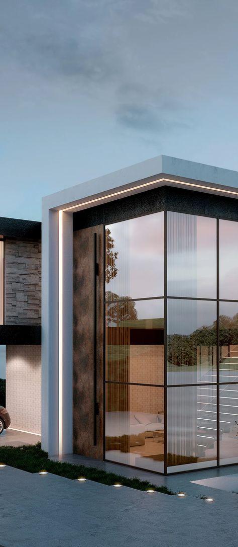 1540 best HOUSE images on Pinterest House design, Arquitetura and - combien coute une maison en autoconstruction