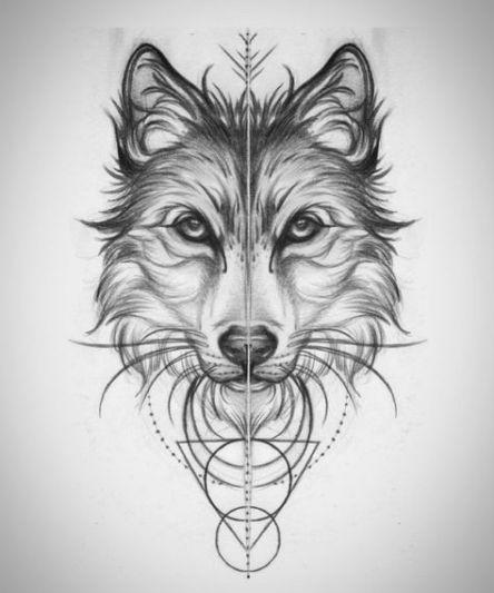 Pin De Jorge Em Caricaturas Lobo Tatuagem Desenhos Para