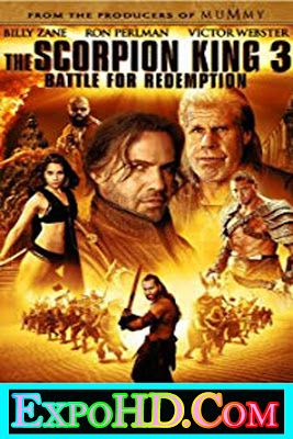 The Scorpion King 3 Battle For Redemption 2012 Dual Audio 480p 720p Bluray X264 Hindi English Esubs 350mb 665mb Exp The 3 Kings 2012 Movie Scorpion