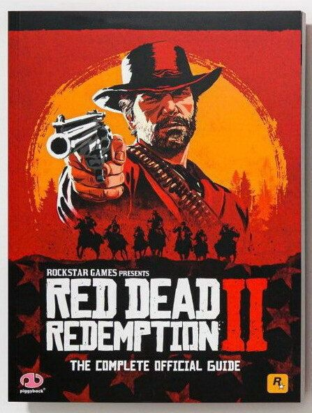 Red Dead Redemption 2 Guide Pdf : redemption, guide, Redemption, Complete, Official, Guide, (Standard, Edition), (2018), Redemption,