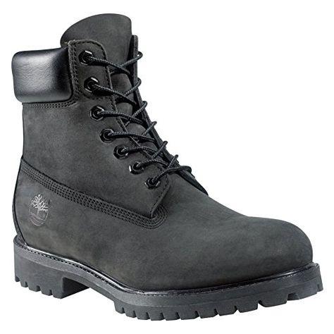 TIMBERLAND 6 INCH PREMIUM BOOTS MEN HERREN STIEFEL BLACK SMOOTH 10054 CLASSIC