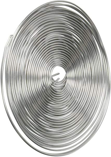 Jack Richeson 400340 10 Gauge Armature Wire 20 Feet By 1 8 Inch Amazon Ca Home Kitchen Wire Sculpture Wholesale Craft Supplies Storing Craft Supplies