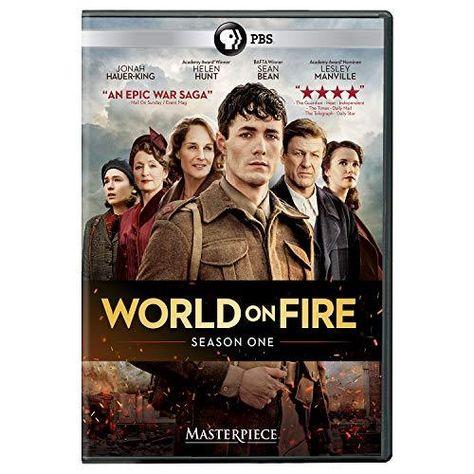 World on Fire (Masterpiece) - Default