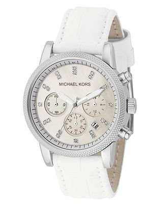 i have a michael kors watch with three dials. i have a michael kors watch with three dials. One for the date - Michael Kors MICHAEL Chronograph White question