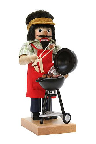 Nutcracker - BBQ King - Limited Edition by Christian Ulbricht