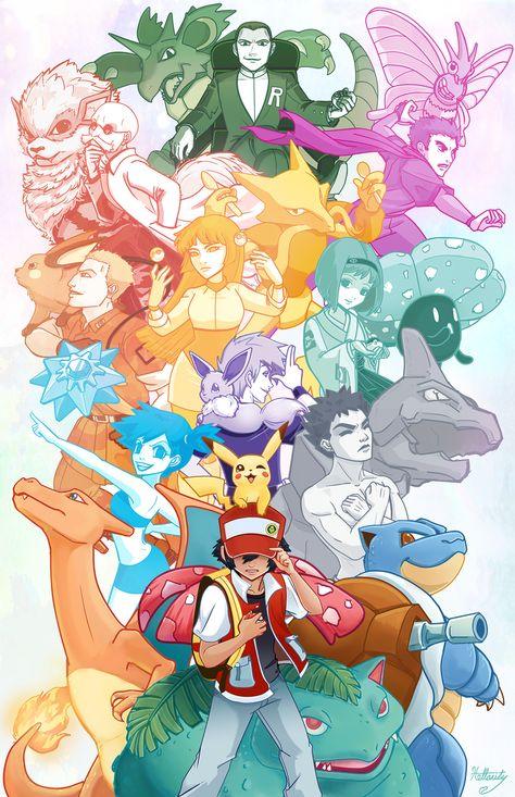 The Pokemon Sun and Moon experience by elbdot on DeviantArt
