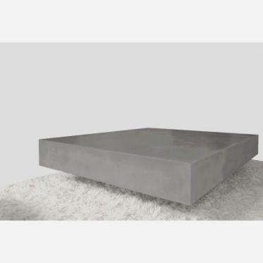 Table Basse Design En Beton Massif Table De Salon Originale Pour Un Usage Interieur Ou Exterieur Le Beton Table Basse Beton Table Basse Design Table De Salon