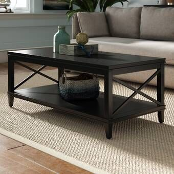 Wade Logan Cornelia Lift Top Coffee Table With Storage Reviews Wayfair Coffee Table Coffee Table Wood Decorating Coffee Tables