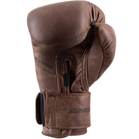 Hayabusa Kanpeki Elite 3 0 Heavy Bag Boxing Gloves - Brown
