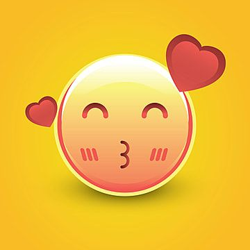 Heart Eye Emoji Happiness Face Emoji Love Smile Symbol Png And Vector With Transparent Background For Free Download Emoji Eyes Emoji Happy Birthday Text