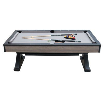 Playcraft Wolf Creek 7 Pool Table In 2020 Bumper Pool Table