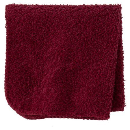 Bath Towels At Walmart Custom Mainstays Value Bath Towel Collection Red  Towels Walmart And Decorating Inspiration