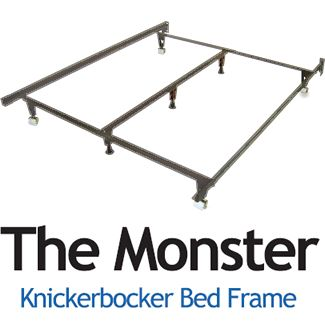 the monster bed frame