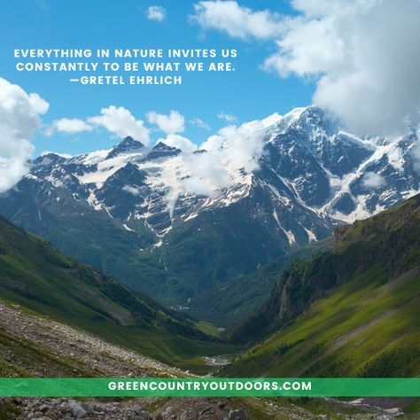 Everything In Nature Invites Us Constantly To Be What We Are! #outdoors #nature #adventure #photography #hiking #travel #naturephotography #explore #fishing #landscape #mountains #camping #photooftheday #love #instagood #outdoor #naturelovers #hunting #summer #outside #wanderlust #getoutside #wildlife #beautiful #landscapephotography #forest #ig #sunset #outdoorphotography #bhfyp