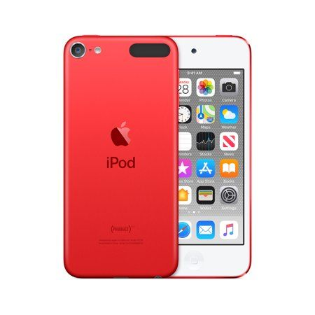Apple Ipod Touch 7th Generation 128gb Product Red New Model Walmart Com In 2020 Apple Ipod Touch Ipod Touch 6th Generation Ipod Touch 6th