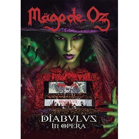 Diabulus In Opera Walmart Com Mago De Oz Mägo De öz Frases Mago De Oz