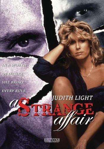A Strange Affair Dvd 1996 Best Buy Free Movies Online Lifetime Movies Movie Tv