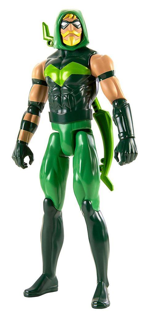 "12/"" DC Comics Justice League Action GREEN ARROW Figure"