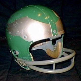 Philadelphia Eagles Helmet 1960 Nfl Superbowl 2018superbowl Eaglesvspatriots Philadelphiaeagles Phila Football Helmets Philadelphia Eagles Helmet Helmet