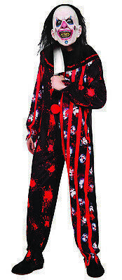 Adult Evil Clown Suit Jumpsuit Mask Creepy Scary Mens One Size Halloween Costume...,  #Adult #Clown #costume #Creepy #Evil #halloween #Jumpsuit #Mask #Mens #Scary #Size #Suit #halloween scary men Adult Evil Clown Suit Jumpsuit Mask Creepy Scary Mens One Size Halloween Costume...,  #Adult ...