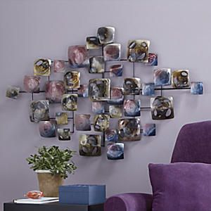 Layered Squares Wall Art from Seventh Avenue ® | D2703827