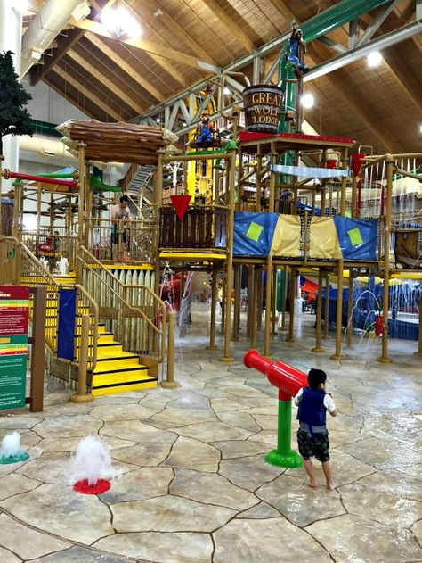 Take a look at the new Great Wolf Lodge Colorado Springs! With the first dedicated dry adventure park, now there's more than even for families to play.