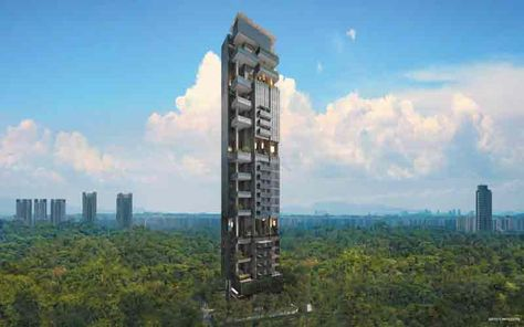 3 Cuscaden - A NEW ICON OF LUXURY LIVING Standing tall against a