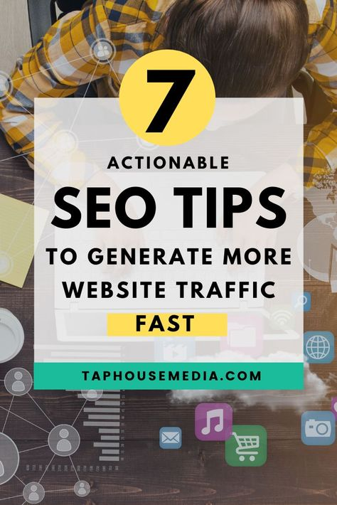 7 Ways To Improve Your SEO & Increase Your Organic Traffic In 2020