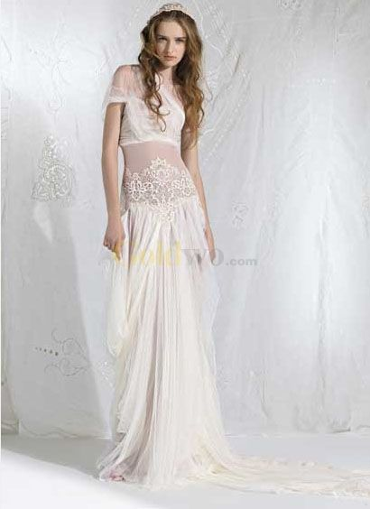Bohemian Wedding Dresses by Raimon Brundo